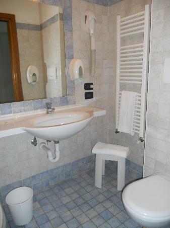 San Giorgio Hotel : bagno