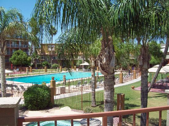 Hotel Tucson City Center Conference Suite Resort: That pool is calling to me