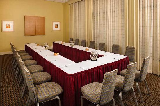 Hampton Inn and Suites Houston Medical Center - Reliant Park: Meeting Room
