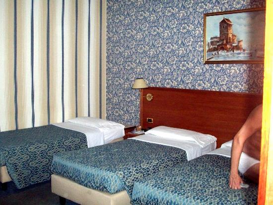 Astoria Hotel Bologna: habitacion
