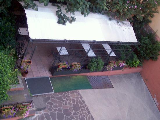 Astoria Hotel Bologna: vista desde la habitacinon