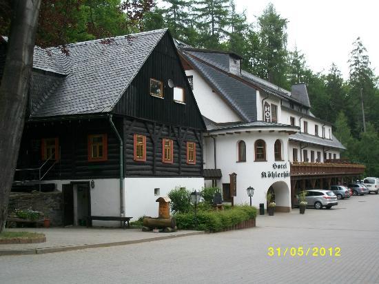 Hotel und Restaurant Köhlerhütte: Hotel