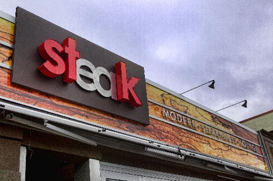 Steak & Sushi