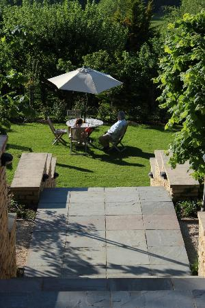 Tasburgh House: jardin