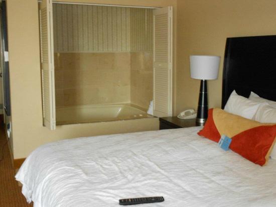 Hilton Garden Inn St. Augustine Beach: Room With Jacuzzi