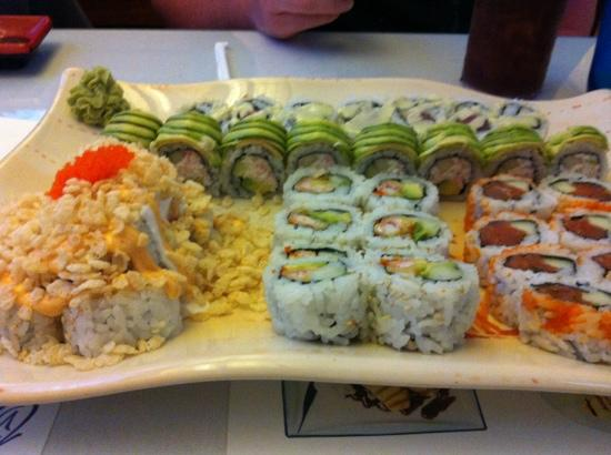 Bikkuri Sushi: wonderful!