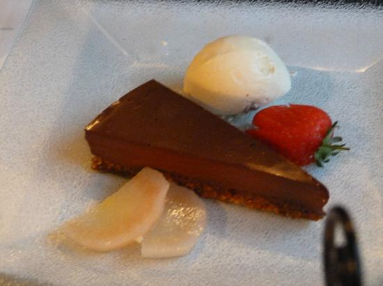 Lamplighter: Special choc pud