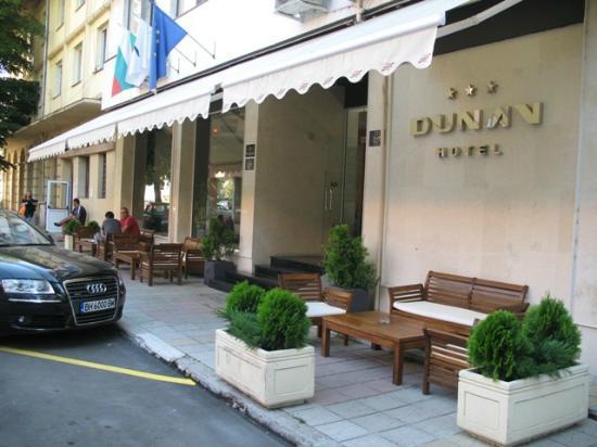 Dunav Hotel: logo
