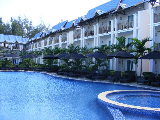 Pearle Beach Resort & Spa: Hotel
