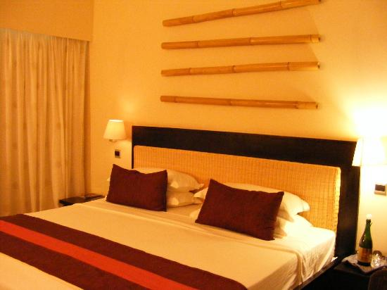 Pearle Beach Resort & Spa: Our room