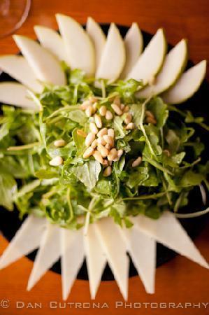 Scargo Cafe: Arugula Salad