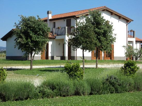 Il Marrugio: camere