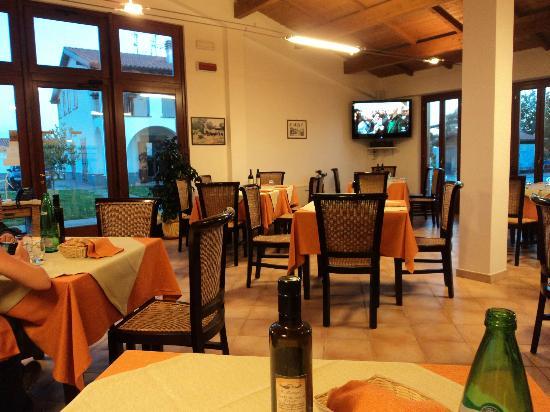 Il Marrugio: sala pranzo