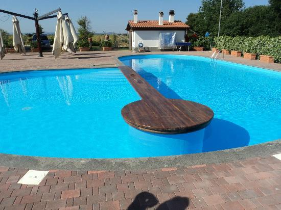 Il Marrugio: piscina