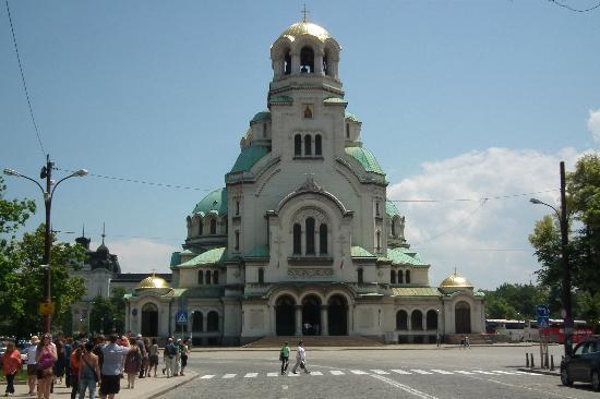 Sofia Residence : Alexander Nevsky Cathedral