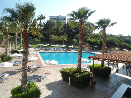 Tsokkos Gardens Hotel: veiw from apartments