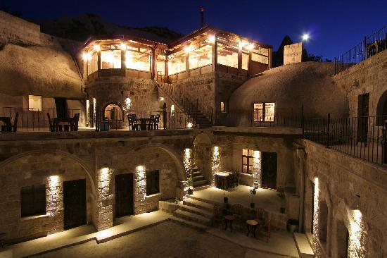 Grand Cave Suites exterior
