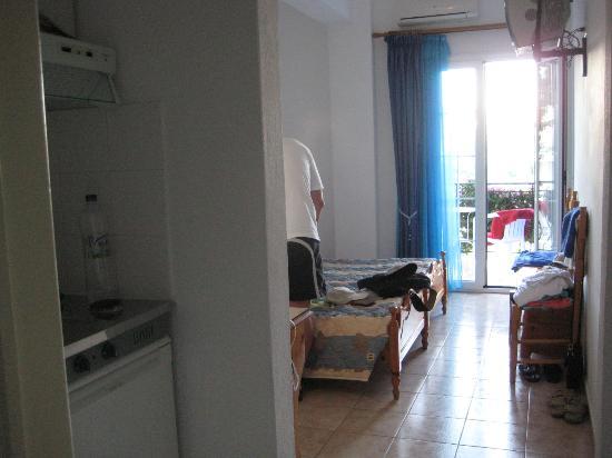 Hotel Nina Megali Ammos: værelse