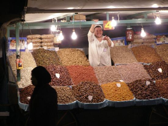 Travels Morocco - Day Tours: Marrakech, Market