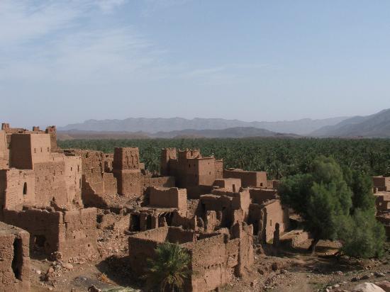 Travels Morocco - Day Tours: Zagora, Kasbah