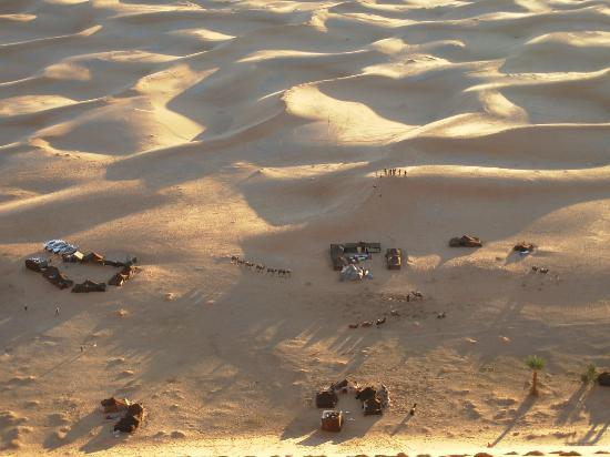 Travels Morocco - Day Tours: Our desert camp