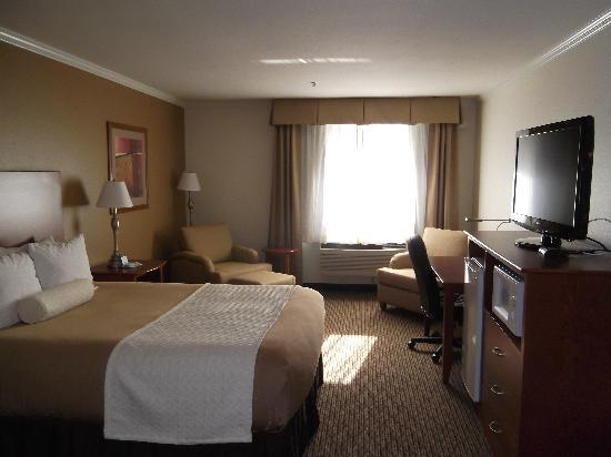 Best Western Tumwater-Olympia Inn: King room with Chaise Lounge