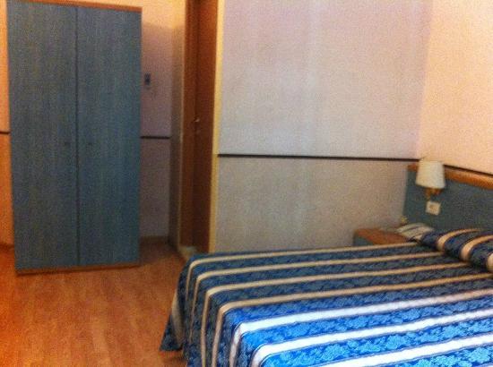 Hotel Lazzari: chambre