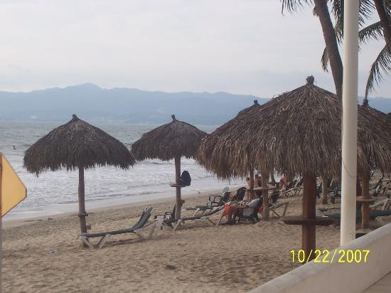 Nuevo Vallarta Beach : Nice Beach
