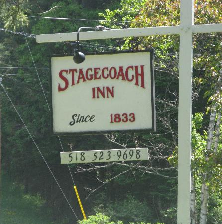 Stagecoach Inn: It was the First Building in Lake Placid