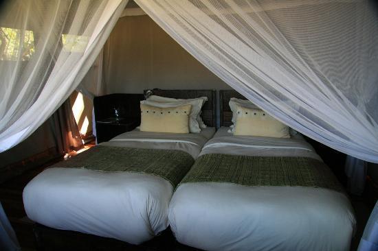 Sango Safari Camp: habitacion