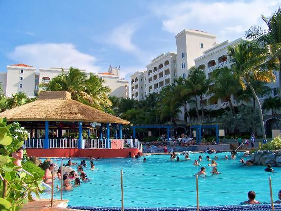 Emby Suites By Hilton Dorado Del Mar Beach Resort Pool