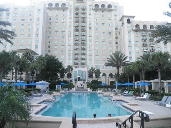 Omni Hotel Picture Of Omni Orlando Resort At