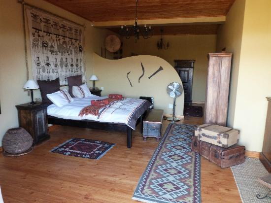 Ti Melen: Notre très jolie chambre