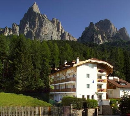 Siusi allo Sciliar, Italia: My second home
