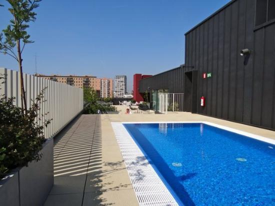 Und ein weiterer flur picture of vincci bit barcelona tripadvisor - Hotel vincci barcelona ...