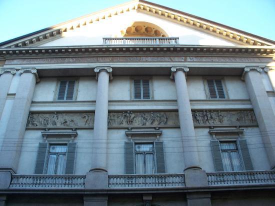 历史建筑塞尔贝罗尼宫