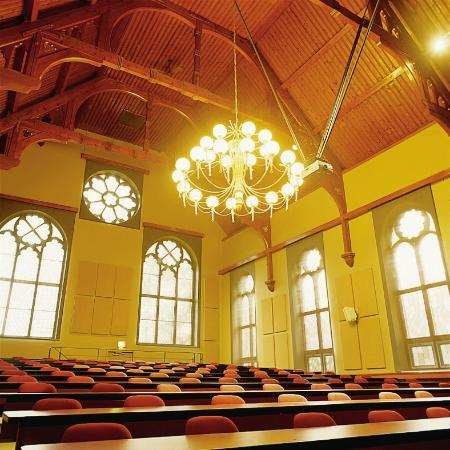Bishop's University: Class room Venue