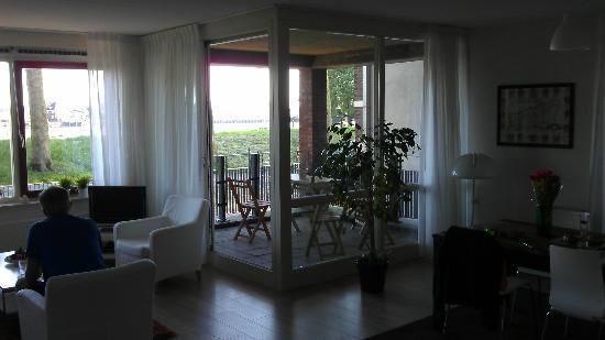 Villa Voorncamp: Patio
