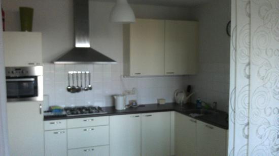 Villa Voorncamp: Kitchen