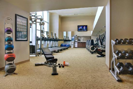 Residence Inn by Marriott Calgary Airport: Fitness Centre