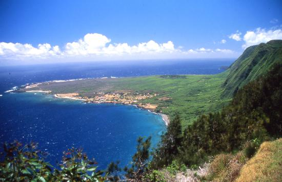 Kaunakakai, Havai: Kalaupapa Peninsula