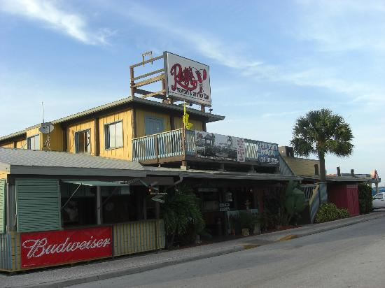 Rusty's Seafood and Oyster Bar: Rusty's