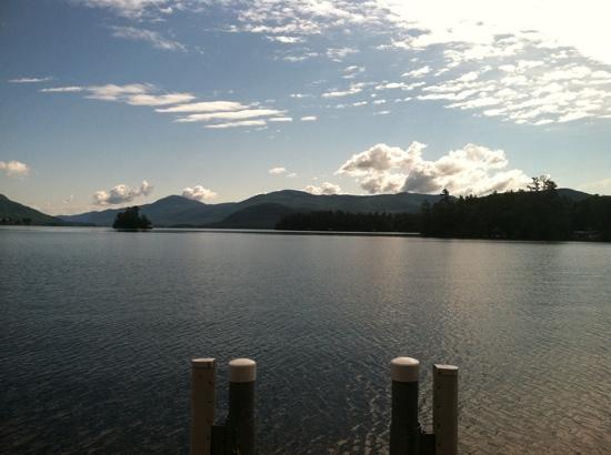 Bonnie View on Lake George: our view