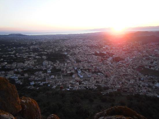 AZZAIfun : La vue au lever du soleil