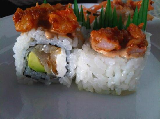 Oishii Sushi Fusion: eby fantasy