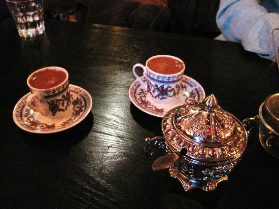 Empires: Turkish coffee