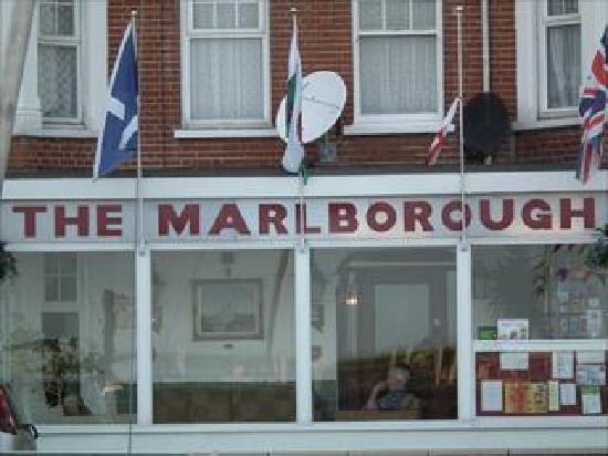 Marlborough Hotel: Front