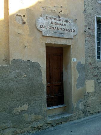 Lucignanello Bandini : La seconda porta di casa