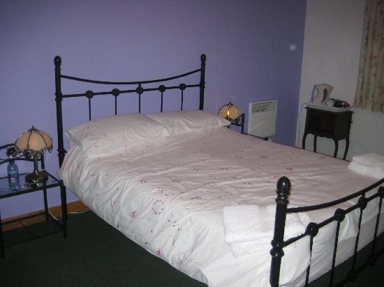 La Comte : our bedroom