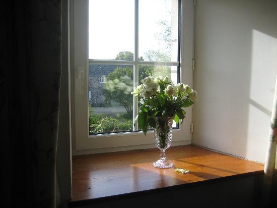 La Comte : window